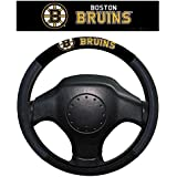 Bsi Products Bsi NHL Boston Bruins Steering Wheel Cover