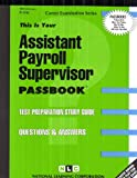 Assistant Payroll Supervisor, Jack Rudman, 0837311101