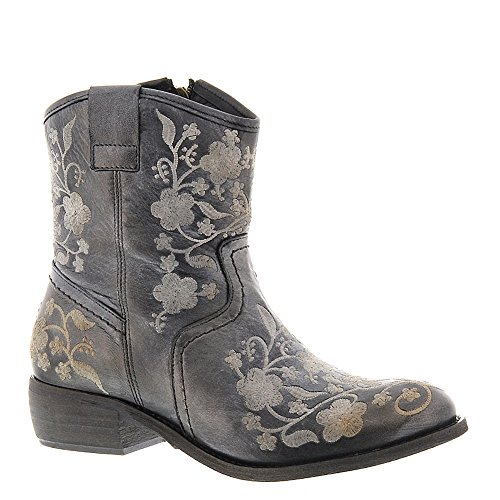 Dip Western Boots (Taos Women's Privilege Western Boot, Pewter, 39 EU/8-8.5 M)