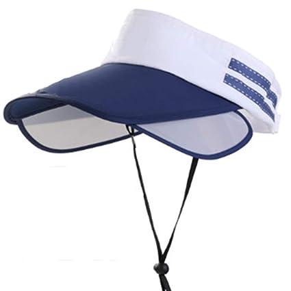LXRZLS Sombrero de Paja Sombrero de Sol al Aire Libre ...