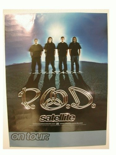 Payable on Death Poster POD P.O.D.