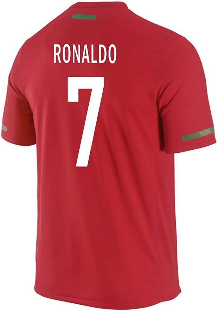 Top 7 Pfc Ronaldo Jersey Portugal Home Long