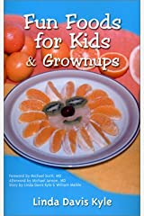 Fun Foods for Kids & Grownups: Your essential guide to family fun & good health Plastic Comb