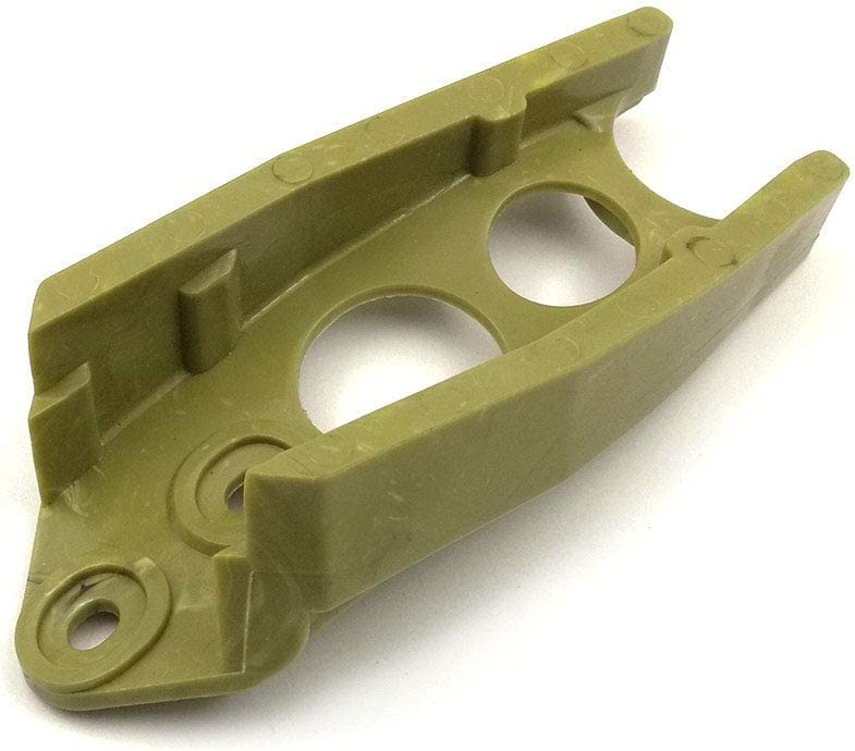 GZMTCNC Swing Arm Guard Seal Chain Guide Slider Rail Skid Protector for Yamaha DT125 DT200 DT230 TT350