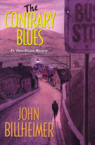 book cover of The Contrary Blues