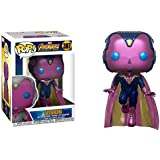 Funko Pop! Marvel #307 Avengers Infinity War Vision (Hot Topic Exclusive)