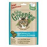 Cheap Feline Greenies 3Oz Bag Ocean Fish