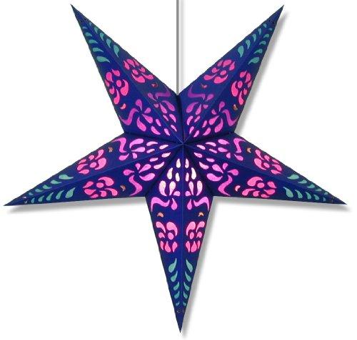 Purple Punch Star Lamp -