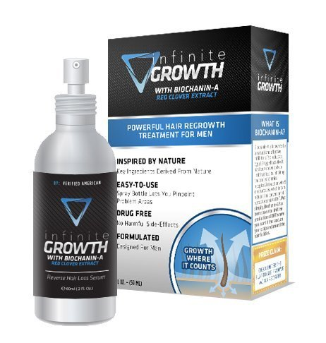 : Infinite Growth - Hair Regrowth Treatment for Men