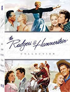 NEW Rodgers & Hammerstein Boxset C (DVD)