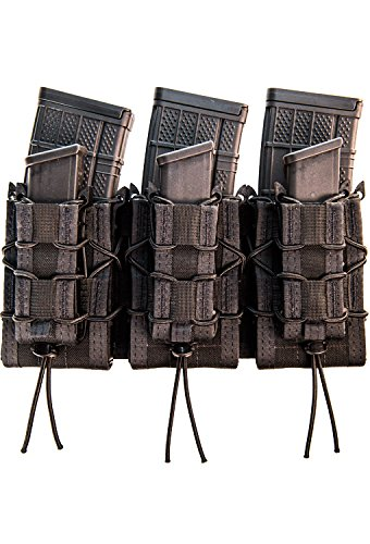 High Speed Gear DDT Shingle, MOLLE (Black)