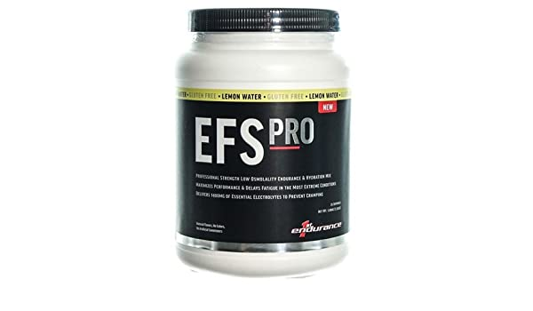 Amazon com: 2016 First Endurance EFS-PRO 25 Serving Lemon: Health