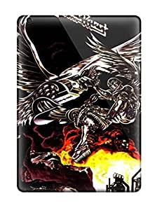 New Design Shatterproof Case For Ipad Air (judas Priest Metal Works 73 93)