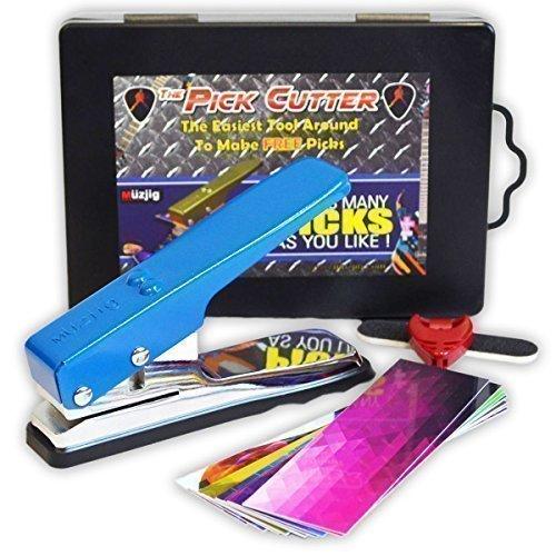 Muzjig Premium Pick Cutter Blue product image