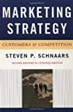 img - for Marketing Strategy by Steven P. Schnaars (1997-11-17) book / textbook / text book
