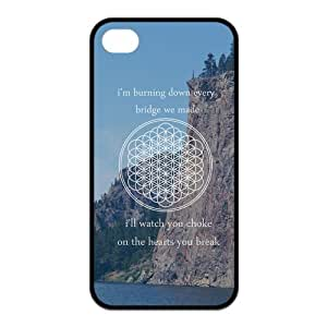 Fashion Bring Me to The Horizon Personalized iphone 5c Rubber Gel Silicone Case Cover