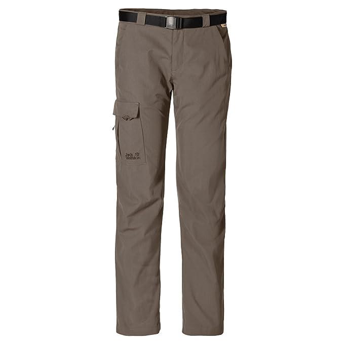 Wolfskin Jack Herren PantsBekleidung Canvas Safari kiuPZX