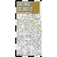 Streetwise Los Angeles Map