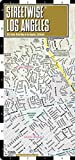 Streetwise Los Angeles Map - Laminated City Center Street Map of Los Angeles, California (Michelin Streetwise Maps)