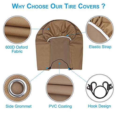 RVMasking-Tire-Covers-for-RV-Wheel-Set-of-4-Heavy-Duty-600D-Oxford-Motorhome-Wheel-Covers-Waterproof-PVC-Coating-Tire-Protectors-for-Trailer-Truck-Camper-Auto-Fits-32-345-Tire-Diameters