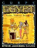 GURPS Egypt, Thomas M. Kane, 1556343426