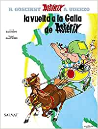 La vuelta a la Galia de Astérix Castellano - A Partir De 10 Años - Astérix - La Colección Clásica: Amazon.es: Uderzo, Albert, Goscinny, René: Libros