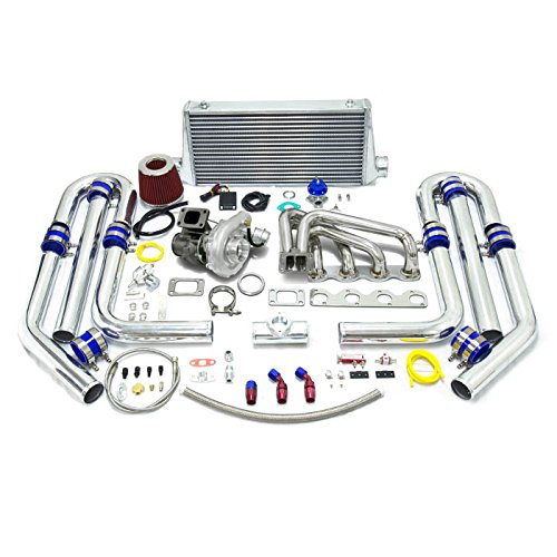 Amazon.com: High Performance Upgrade T04E T3 16pc Turbo Kit - BMW M10 l4 4Cyl Engine: Automotive