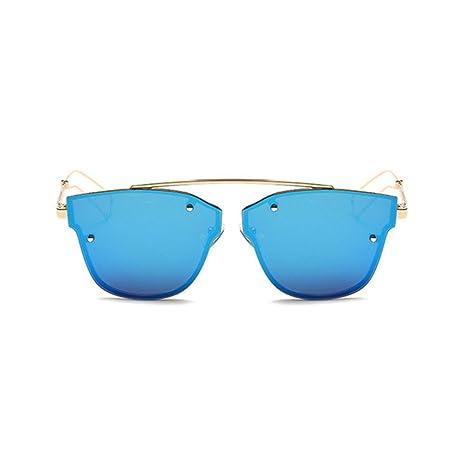 Aoligei Dama de la Moda Las Gafas de Sol Tendencias Gafas de ...