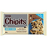 HERSHEY'S CHIPITS Chocolate Chips, Cookies 'N' Crème, 200 Gram