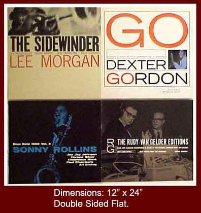 Sidewinder Lee Morgan Dexter Sonny Rollins Poster