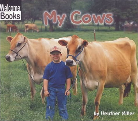 Download My Cows (Welcome Books: My Farm) pdf epub