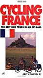 Cycling France, Jerry H. Simpson, 0933201478
