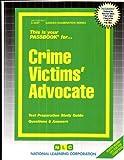 Crime Victims' Advocate, Jack Rudman, 0837334977