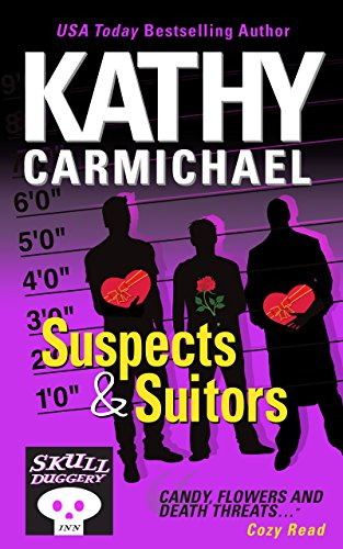 book cover of Suspects & Suitors