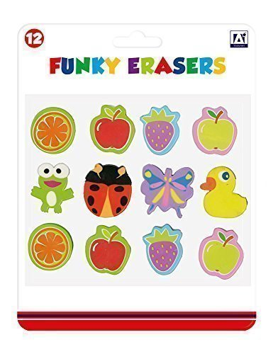 Funky Erasers - 7