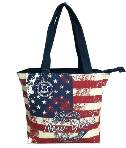 S RUTH US Sac FLAG II Shopping ROBIN WwqqCPvf