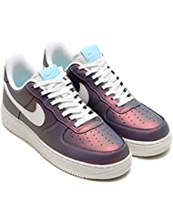 NIKE Air Force 1 07 LV8 Still Blue/Summit White-Black
