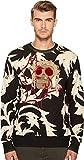 Vivienne Westwood  Men's Ballet Russes Sweatshirt Black Print Medium