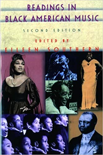 Image result for readings in black american music southern