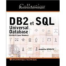 DB2 et SQL    Ressources Informatiques