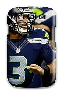 Waterdrop Snap-on Seattleeahawks Case For Galaxy S3