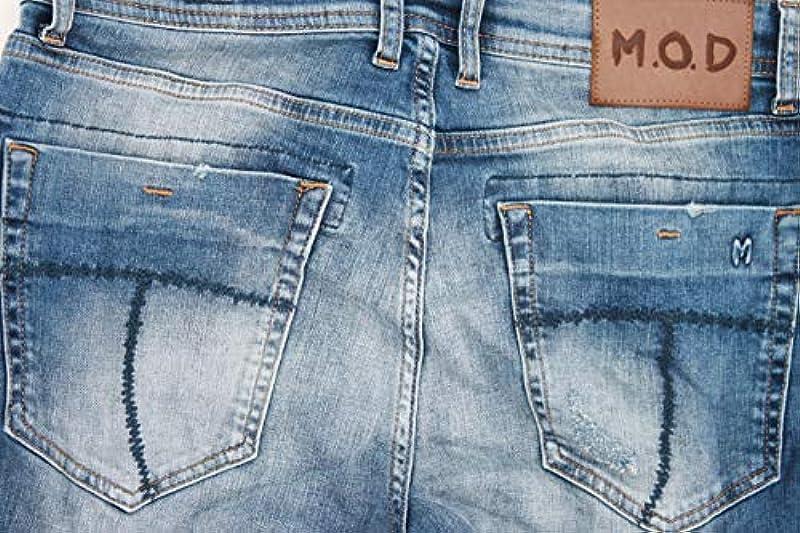 M.O.D Miracle of Denim Ricardo Regular męskie buty trekkingowe: Odzież