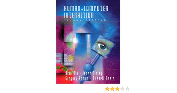 Human computer interaction 2nd edition alan j dix janet e human computer interaction 2nd edition alan j dix janet e finlay gregory d abowd russell beale janet e finley 9780132398640 amazon books fandeluxe Image collections