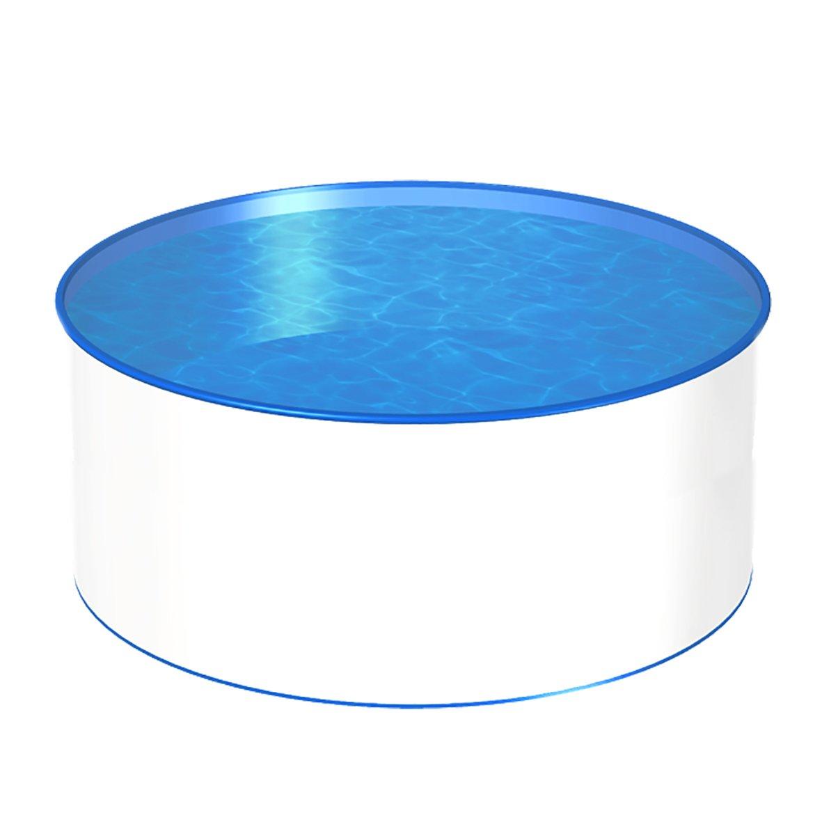 MTH, piscina redondo, 4, 20 m, profundidad Selección, 0, 6 mm ...