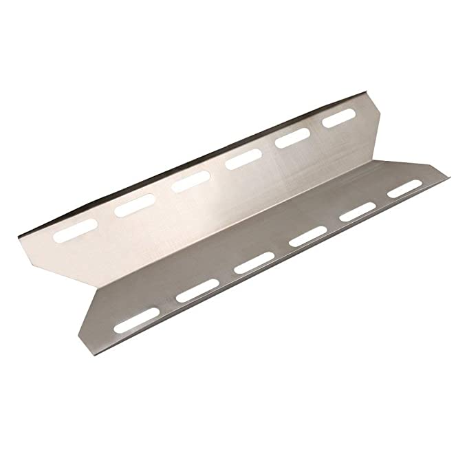 bar. b.q.s 92341 (4pack) parrilla de Gas placa de calor de acero inoxidable de repuesto para perfecto Glo, Charmglow, Nexgrill, parrillas llama perfecta ...