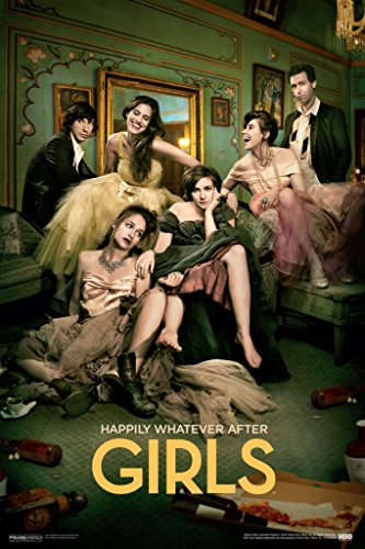 Girls Happily Whatever After Hbo Television Poster