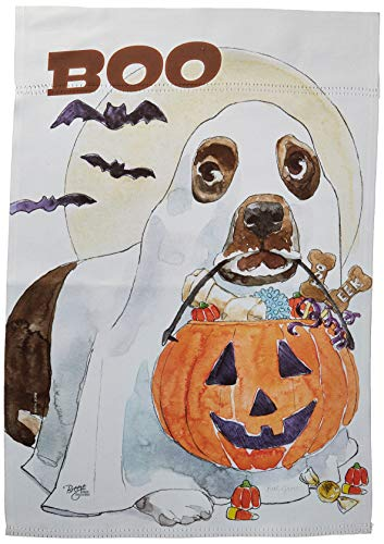 Breeze Decor G162086 Halloween Boo Doggie Fall Halloween