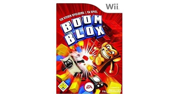 Boom Blox [Nintendo Wii] [Importación Italiana]: Amazon.es: Videojuegos