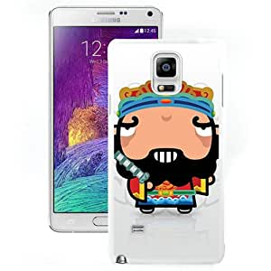 Popular Samsung Galaxy Note 4 Cover Case ,Funny Xperia Z Wallpapers HD 08 White Samsung Galaxy Note 4 Phone Case Fashion And Unique Design Cover Case