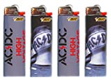 BIC ACDC Rock Band Series Full Size Lighter